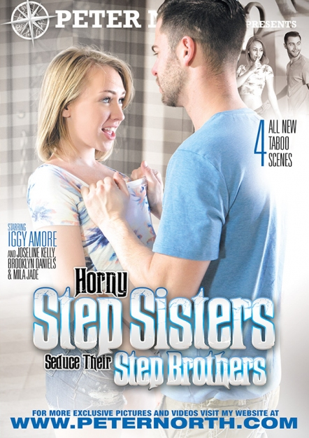 Horny Step Sisters Seduce Step Brothers