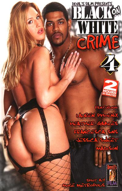 Black On White Crime #04 DVD