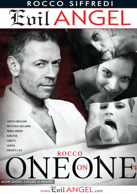 Rocco One On One #04 DVD
