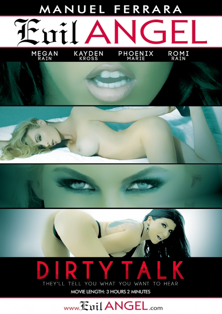 Dirty Talk DVD
