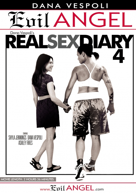 Dana Vespoli's Real Sex Diary #04 DVD