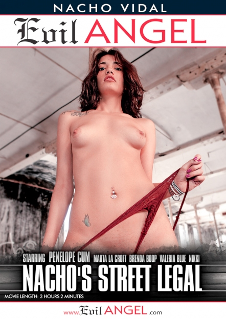 Nacho's Street Legal DVD