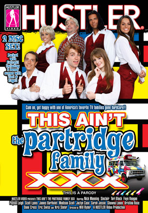 This Ain't the Partridge Family XXX DVD