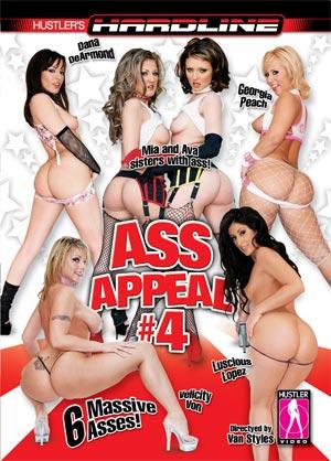 Ass Appeal #4 DVD
