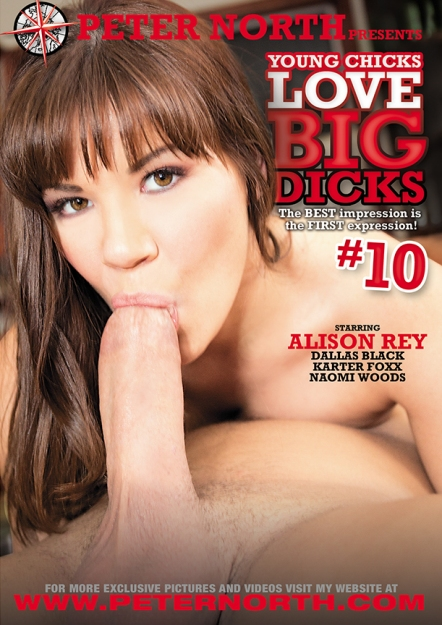 Young Chicks Love Big Dicks #10