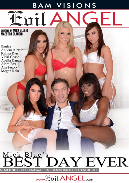 Mick Blue's Best Day Ever DVD