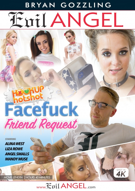 Facefuck Friend Request DVD