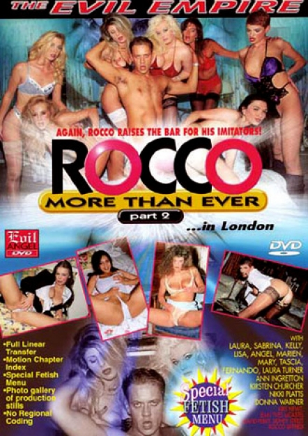 Rocco More Than Ever #02