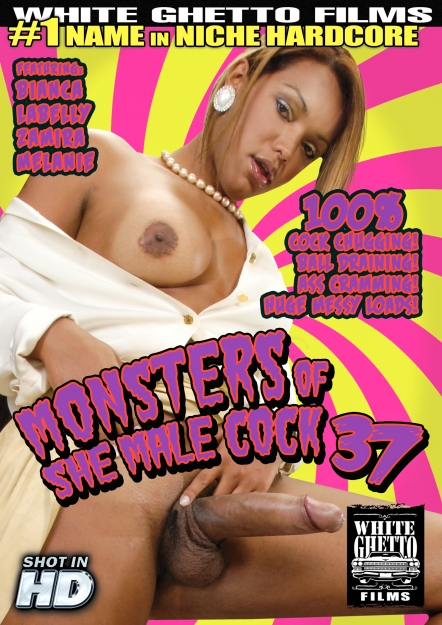 Monsters Of She Male Cock #37 - Part 2