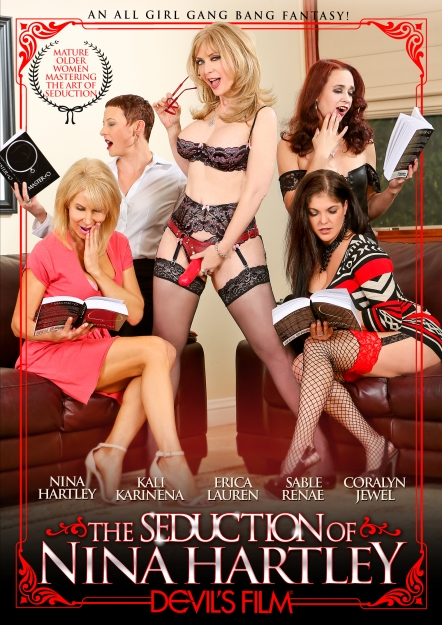 Seduction of Nina Hartley