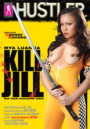 Kill Jill DVD