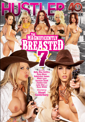 The Magnificently Breasted #7