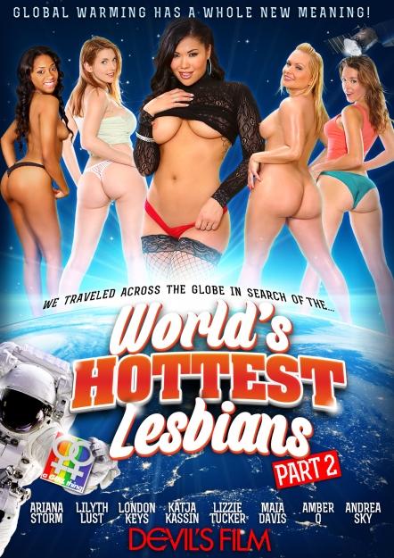 World's Hottest Lesbians #02
