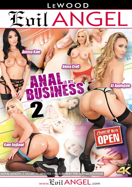 Anal Is My Business #02 DVD