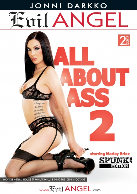 All About Ass #02 DVD