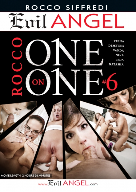 Rocco One On One #06 DVD