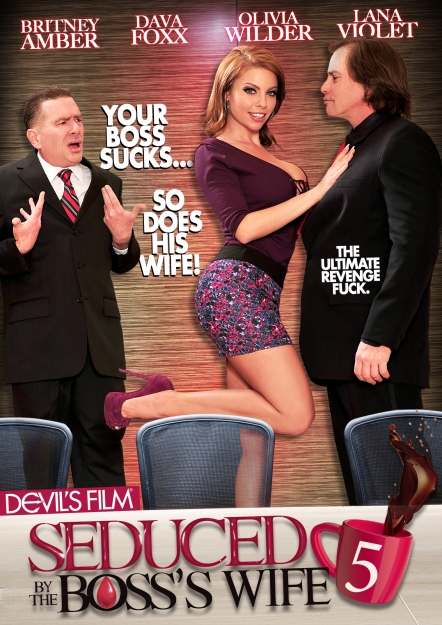 Seduced By The Boss Wife #05 DVD