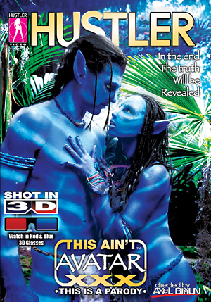This Ain't Avatar XXX 3D DVD