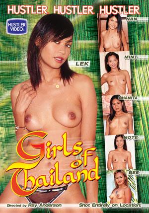 Girls of Thailand #1 DVD