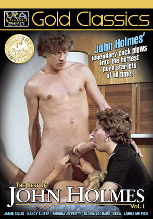 The Best of John Holmes #1 DVD