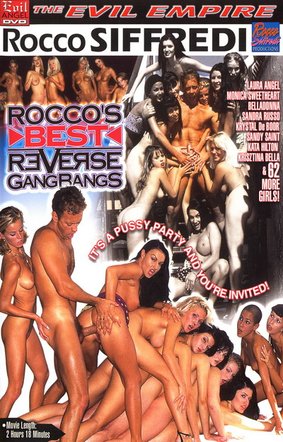 Best Reverse Gang Bangs DVD