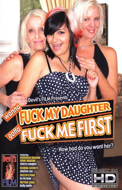 Wanna Fuck My Daughter Gotta Fuck Me First