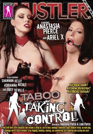 Taboo: Taking Control DVD