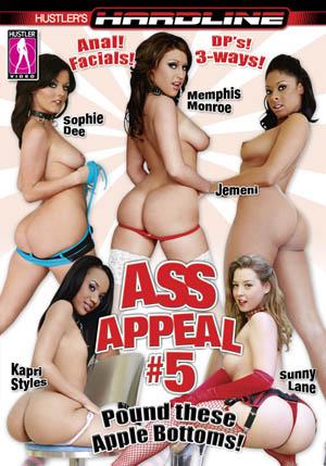 Ass Appeal #5 DVD