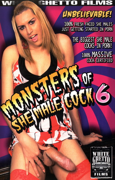 Monster Of She Male Cocks #06