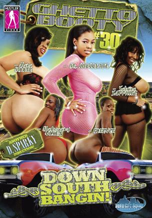 Ghetto Booty #30 DVD