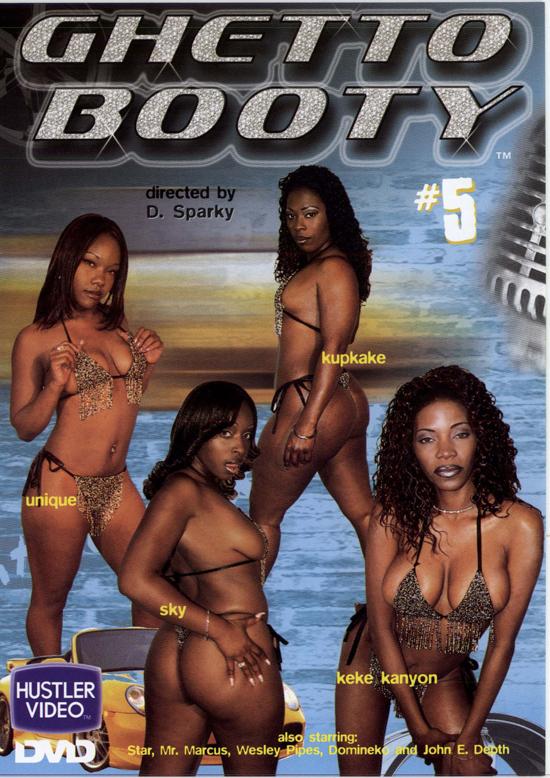 Ghetto Booty #5 DVD