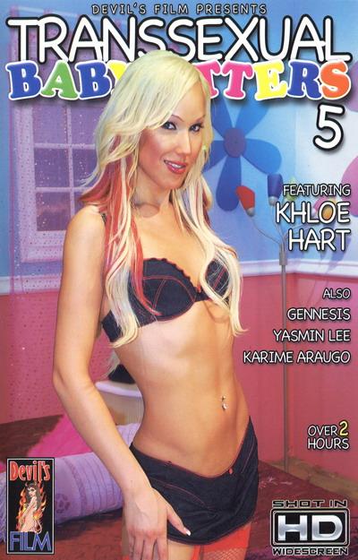 Transsexual Babysitters #05 DVD