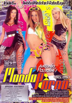 Mondo Porno DVD
