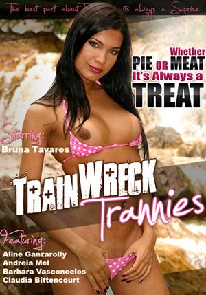 Train Wreck Trannies #1 DVD