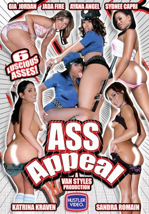 Ass Appeal #1 DVD