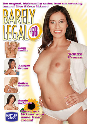 Barely Legal #56 DVD