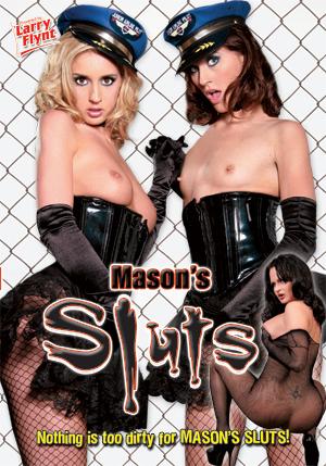 Mason's Sluts DVD