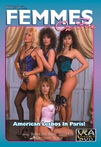 Femmes On Fire DVD