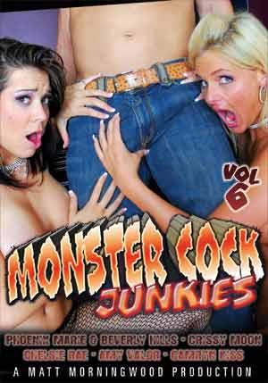 Monster Cock Junkies #6