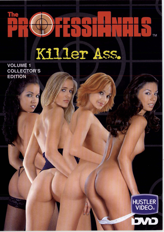 ProfessiAnals #1 DVD