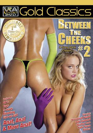Between the Cheeks #2 DVD