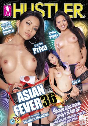 Asian Fever #36 DVD