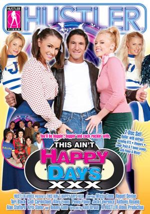 This Ain't Happy Days XXX DVD