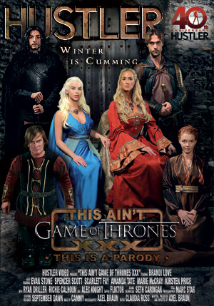 This Ain't Game of Thrones XXX DVD