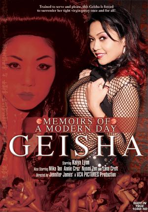 Memoirs of a Modern Day Geisha DVD