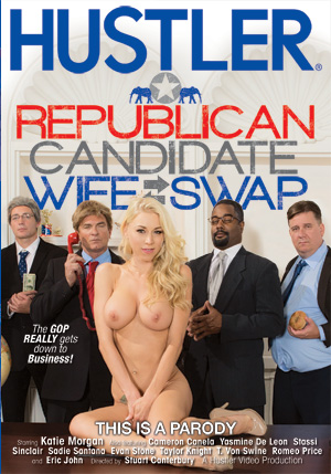 Republican Candidate Wife Swap DVD