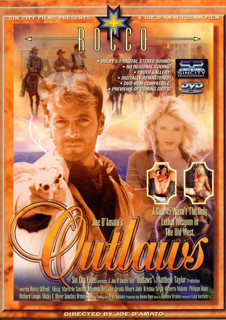 Outlaws #01 DVD