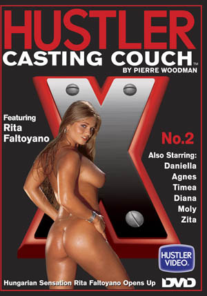 Casting Couch #2 DVD