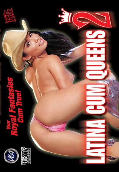 Latina Cum Queens #2 DVD