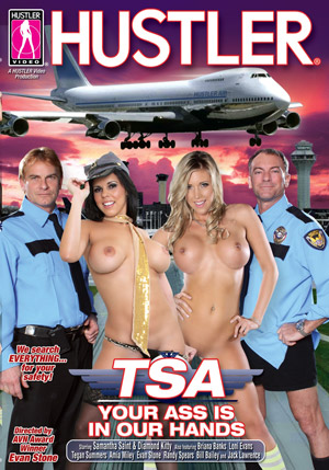 TSA: Your Ass Is In Our Hands DVD